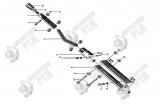 40. ZL40.13.3A Рукоятка силовой установки