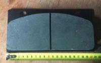 Колодки тормозные  CDM855 комплект 16шт. 408107-108