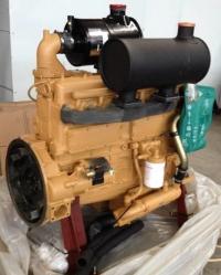 1. Двигатель YC6108G