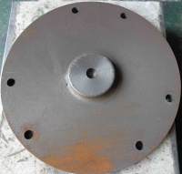 Крышка бортового редуктора d-300 CDM855 LG853.04.01-004/404019B