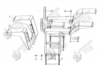 1. Левое крыло LW330F(II).17.1