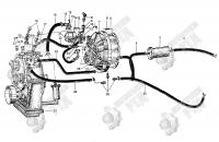 15. Входной фланец LW330F.3.6