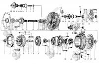 54. Роликоподшипник GB276-64