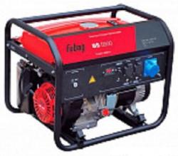 FUBAG BS5500  Бензиновый генератор на 5,5 кВт, FUBAG BS5500