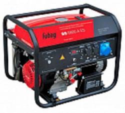 FUBAG BS6600 A ES Бензиновый генератор на 6,5 кВт, FUBAG BS6600 A ES