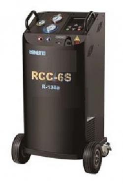 RCC-6S Полуавтоматическая установка для замены фреона R134A