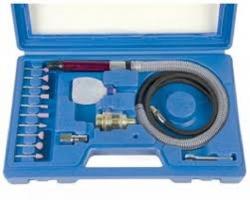 RT-1211K2 Пневмогравер с набором насадок