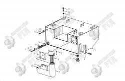 11. Болт Z3(LT).1-6A