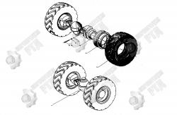 5. Болт GB5785-86