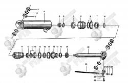 16. Уплотнительное кольцо CKG-090