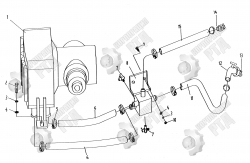 1. Вентилятор отопления XZ 13024