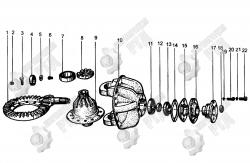 10. Оболочка ходового механизма 79800023